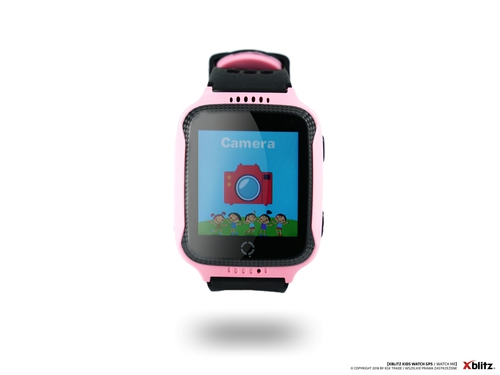 Smartwatch Xblitz WATCH ME RÓŻOWY