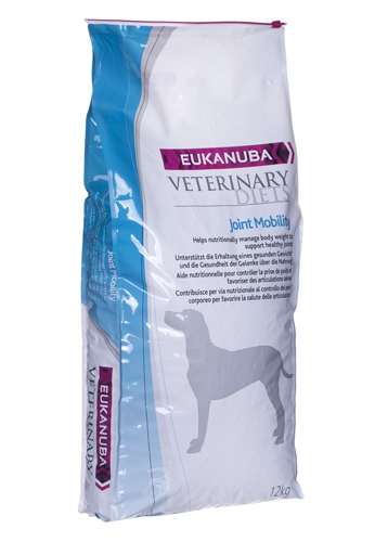 #Eukanuba Veterinary Diets Joint Mobility Dog 12 kg