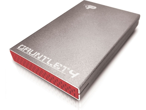 Patriot Gauntlet 4, 2.5' SATA III, USB 3.1 Gen 2 Enclosure Drive - PCGT425S