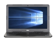"Laptop Dell Inspiron 5567-3966 Core i3-6006U 15,6"" 4GB SSD 256GB Radeon R7 M440 Win10"