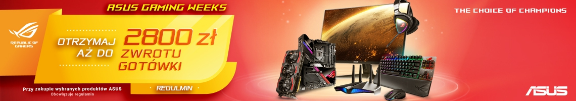 ASUS Gaming Weeks
