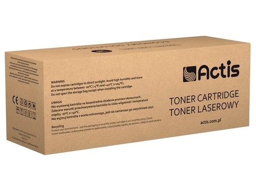 Toner Actis TB-245YA do drukarki Brother, Zamiennik Brother TN-245Y; Standard; 2200 stron; żółty. - TB-245YN