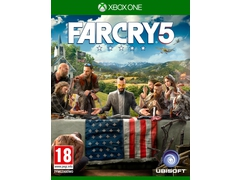Gra Xbox One FAR CRY 5 PL