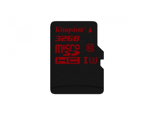Karta pamięci Kingston Micro SD 90/80 MB/s UHS3 SDCA3 Bez adaptera 32GB - SDCA3/32GBSP