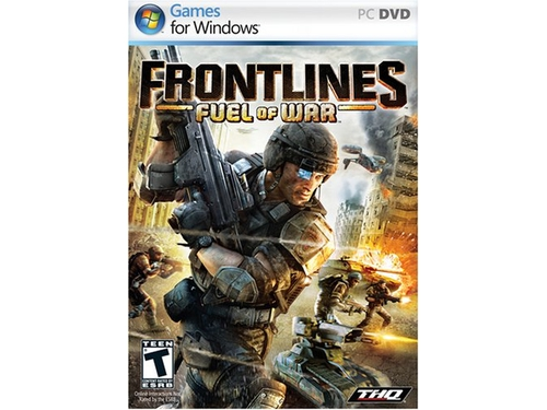 Frontlines: Fuel of War - K00404