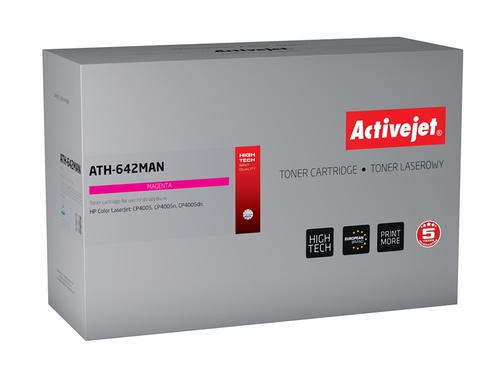 ActiveJet toner do HP 642A CB402A ATH-642MAN