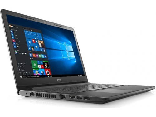 "Laptop Dell Vostro 3568 S065VN3568BTSPL01_1805 Core i5-7200U 15,6"" 4GB HDD 1TB Intel HD 620 Win10Pro"