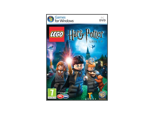 Gra PC Warner Bros Interactive wersja cyfrowa LEGO: Harry Potter Lata 1-4 - M86047