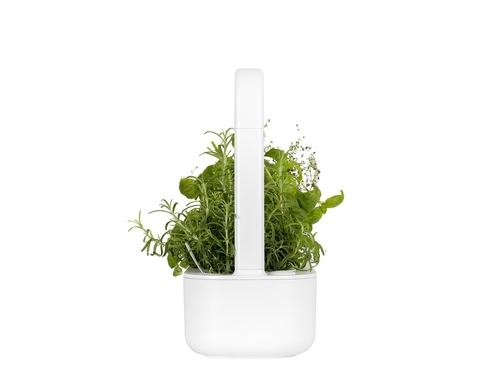 Click&Grow Int. doniczka Smart Garden 9 Dark Grey
