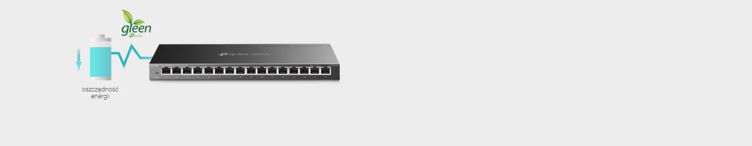 Switch TP-LINK TL-SG116E5