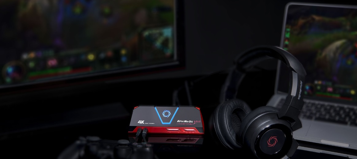 #AVERMEDIA LIVE GAMER PORTABLE 2 GC513