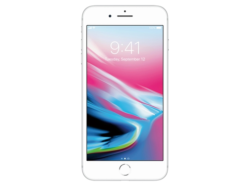Smartfon Apple iPhone 8 Plus 64GB Silver MQ8M2PM/A Galileo Bluetooth WiFi LTE GPS 64GB iOS 11 kolor srebrny