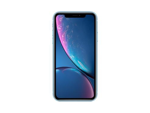 Smartfon Apple iPhone XR 64GB Blue MRYA2CN/A Bluetooth GPS WiFi LTE 64GB iOS 12 kolor niebieski