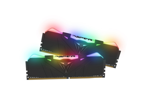 Patriot Viper 4 RGB LED DDR4 2x8GB 4000MHz CL19 XMP - PVR416G400C9K