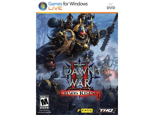 Gra PC Warhammer 40,000 : Dawn of War II Chaos Rising - wersja cyfrowa