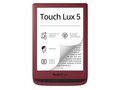 PB 628 Touch Lux 5 red - PB628-R-WW