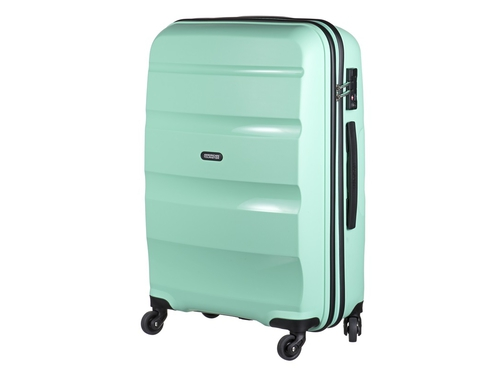 Walizka SAMSONITE American Tourister Bon Air Spinner 31,5 litra zielony