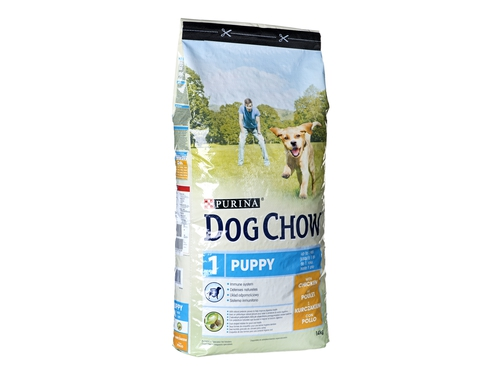 PURINA DOG CHOW PUPPY Kurczak 14KG