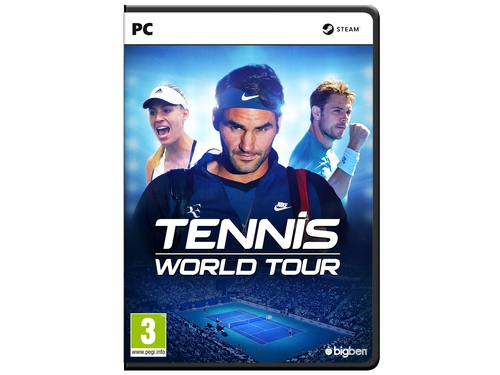 Gra PC Tennis World Tour Roland-Garros Edition wersja cyfrowa