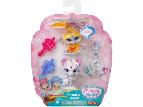 FISHER PRICE SHIMMER & SHINE DOLL AST DPH31