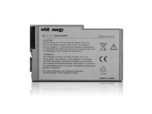 WHITENERGY BATERIA DELL LATITUDE D500/D600 - 03971