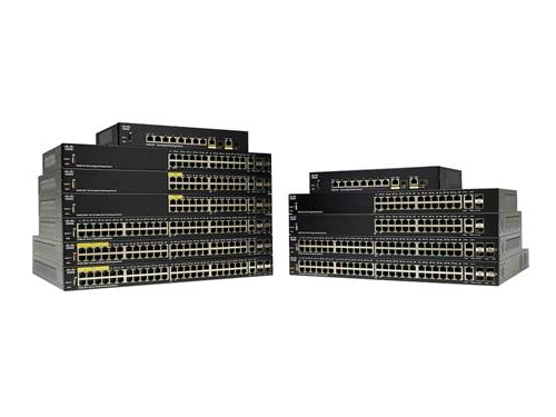 Switch Cisco SG250-26HP-K9-EU