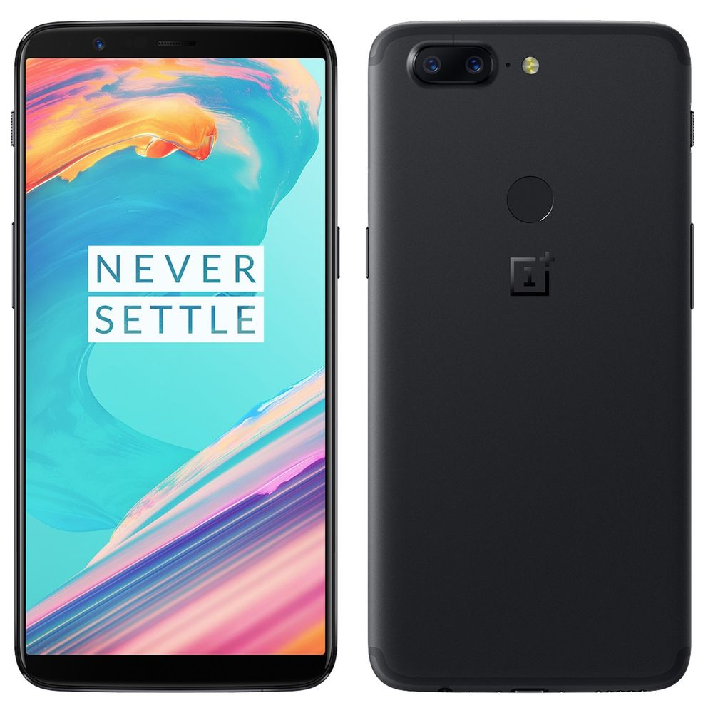 smartfon oneplus oneplus 5t a5010 gps lte nfc bluetooth galileo wifi dualsim 128gb android 7 1. Black Bedroom Furniture Sets. Home Design Ideas