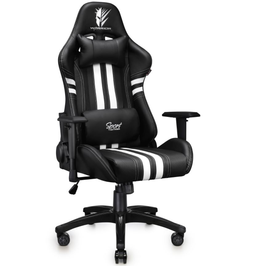 #Warrior Chairs fotel gam. Sport Extreme black/black