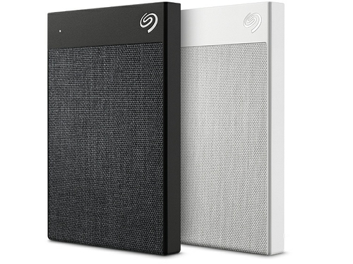 Seagate Backup Plus Ultra Touch 1TB Silver - STHH1000402