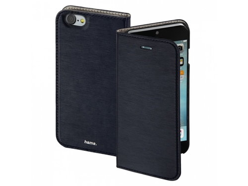 "FUTERAŁ BOOKLET GSM ""Slim"" DLA Apple iPhone 7, NAVY - 177807"