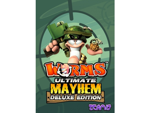 Gra PC Worms Ultimate Mayhem - Deluxe Edition - wersja cyfrowa