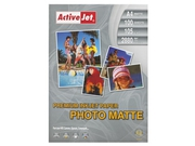 Activejet  Papier Photo mat premium A4 100szt 105g AP4-105M100