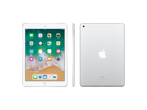 "Tablet Apple iPad 32GB Wi-Fi + Cellular Silver 2018 MR6P2FD/A 9,7"" 32GB GPS WiFi Bluetooth LTE kolor srebrny"