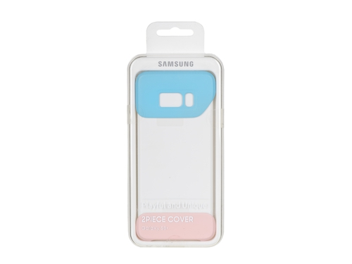 Galaxy S8 Plus Protective Cover Blue - EF-MG955CLEGWW