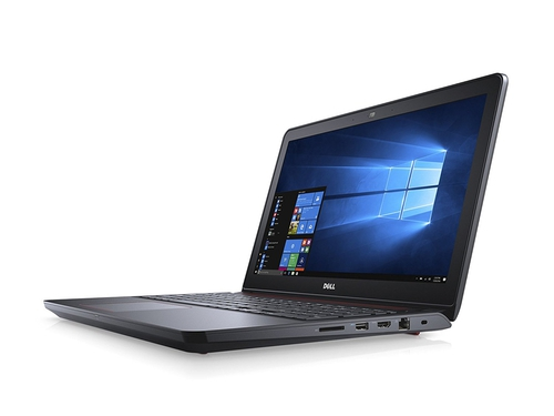 "Laptop gamingowy Dell Inspiron 5577 5577-2967 Core i7-7700HQ 15,6"" 8GB HDD 1TB SSD 128GB GeForce GTX1050 Intel HD 630 Win10"