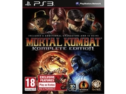 Gra PS3 Mortal Kombat Komplete Edition wersja BOX