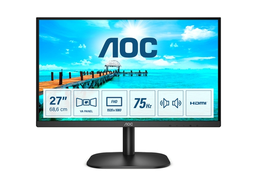 "MONITOR AOC LED 27"" 27B2AM"