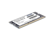 PATRIOT DDR3 8GB Ultrabook 1600MHz CL11 SO-DIMM - PSD38G1600L2S
