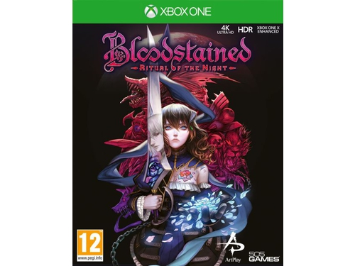 Gra Xbox One wersja BOX Bloodstained: Ritual of the Night
