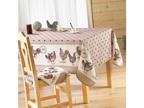 Obrus NAPPE 150X240 Belle Choco - ROM288