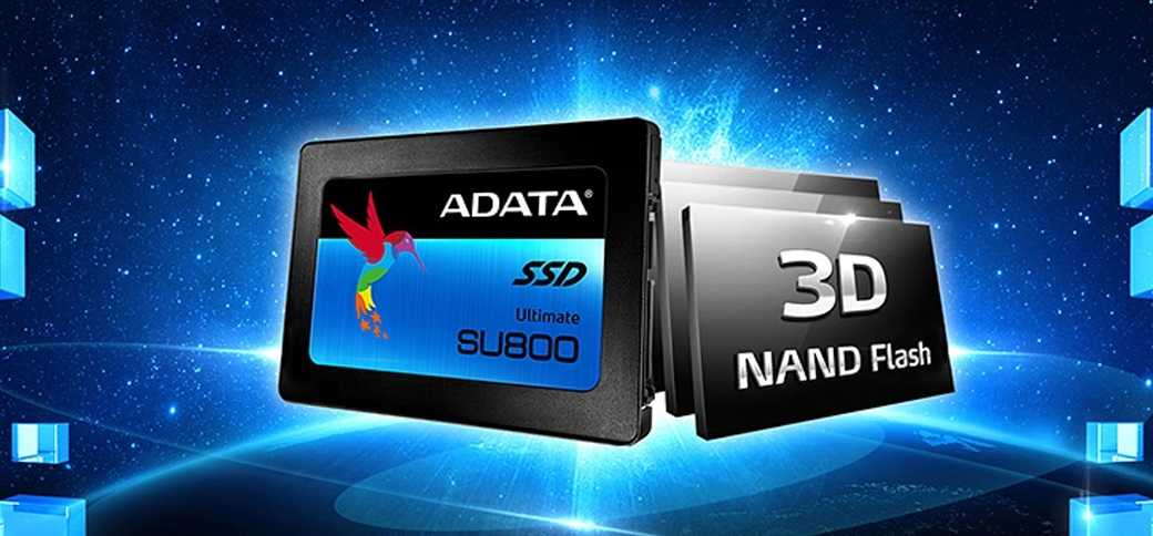 #ADATA SSD Ultimate SU800 2TB S3 560/520 MB/s TLC 3D