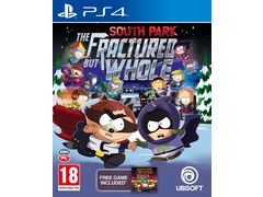 Gra Ps 4 South Park: The Fractured But Whole PL - 3307215917459