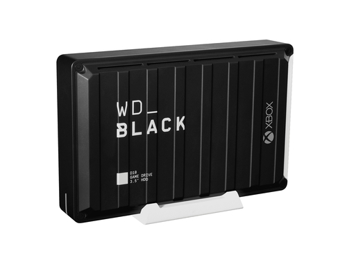 HDD WD BLACK D10 GAME DRIVE FOR XBOX 12TB - WDBA5E0120HBK-EESN
