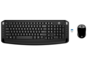 HP WL Keyboard and Mouse 300 3ML04AA