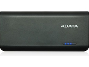 ADATA PT100 Power Bank 10000mAh, green - APT100-10000M-5V-CBKGR