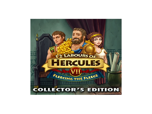 12 Labours of Hercules VII: Fleecing the Fleece - K01179