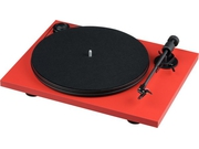 Gramofon Pro-Ject PRIMARY E PHONO (OM NN) Czerwony - PRIMARY E PHONO RED