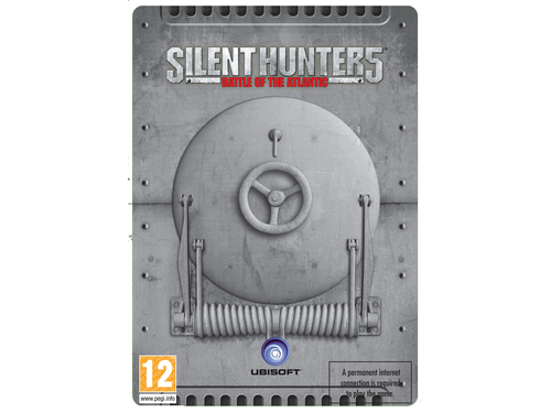 Gra PC wersja cyfrowa Silent Hunter 5: Battle of the Atlantic Gold Ed