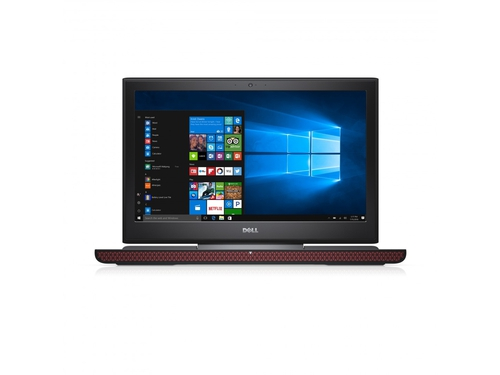 "Laptop gamingowy Dell Inspiron 15 7567-9449 Core i7-7700HQ 15,6"" 16GB HDD 1TB SSD 256GB GeForce GTX1050Ti Win10Pro"