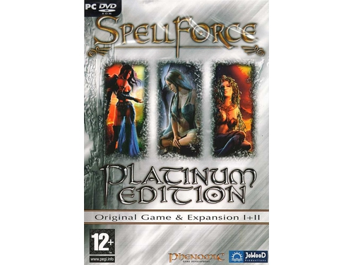 SpellForce 1 Platinum - K00300
